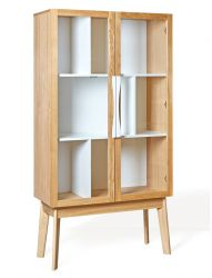 Display Cabinet Avon | Light Brown