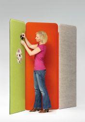 Buzziscreen 3 panels 3 colors