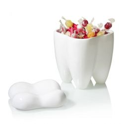 Cookie Jar Sweet Tooth | White