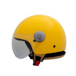 Casque Visor | Jaune | Large
