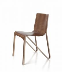 Zesty Chair | Walnut