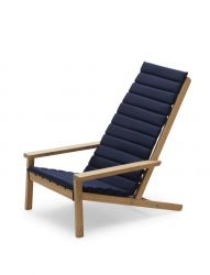 Cushion for Outdoor Deck Chair Between Lines | Navy