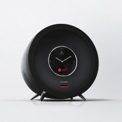 Bonjour Smart Alarm Clock | Black