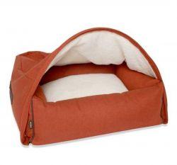 Snuggle Cave Kuschelhöhlen-Bett M   Orange