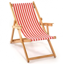 Beach Chair | Striped