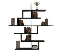 Bookcase Cizgi No.4 | Black