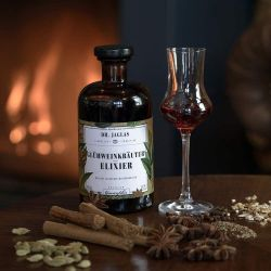 Mulled Wine Herb Elixir | 500 ml