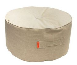 Outdoor Pouf Tiny Moon | Beige