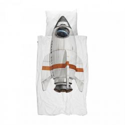 Duvet Cover Rocket