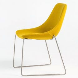 Mishell Chair | Straight Legs