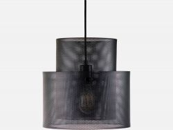 Cyla Pendant Lamp | Matt Black