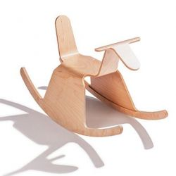Roo Rocking Chair | Birch