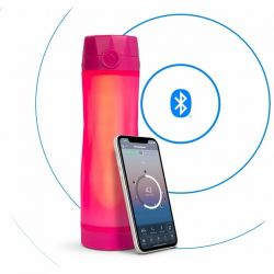 Smart-Wasserflasche HidrateSpark 3 | Berry