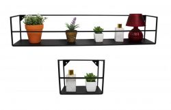 Wall Shelves | Set of 2