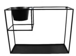 Wall Shelf Large | Metal Black