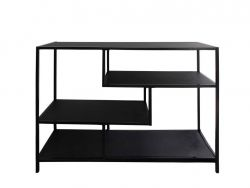 Cabinet Medium | Metal Black