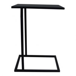 Side Table Metal | Black