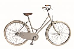Granturismo Single Speed Bike Donna | Cream