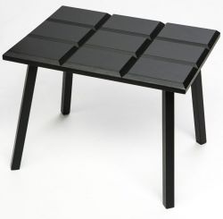 70% Table Black
