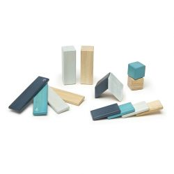 Wooden Blocks Set | Blues