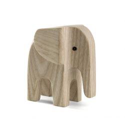 Elefant Baby | Eschenholz