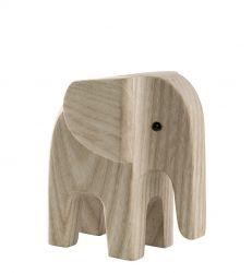 Elefant | Eschenholz