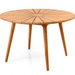 Round Dining Table Parga | Teak