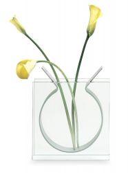 Vase Ribbon | Quadratisch