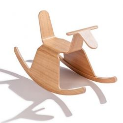 Roo Rocking Chair | Oak