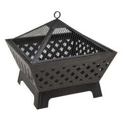 Fire Pit | Square