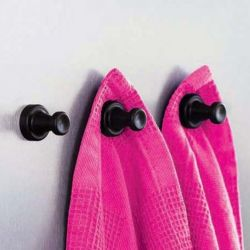 Strong Magnet Hooks with Metal Plate | Set of 3