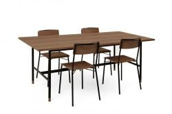 Jugend Dining Table | Walnut