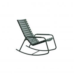 Outdoor Rocking Chair ReCLIPS | Olive Green