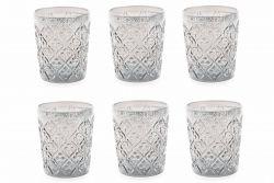 Waterglas Marrakech Set van 6 | Transparant
