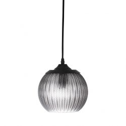 Pendant Lamp Nostalgic | Grey & Glass