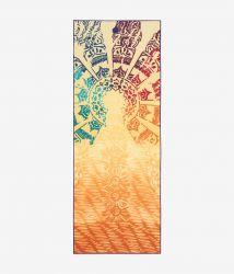 Yogatoes Handtuch | Chakra-Druck