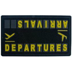 Fußmatte Flughafen