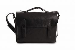 Leather Briefcase Large