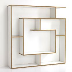 Bookcase / Room Divider Cubo