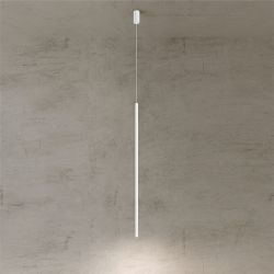 Pendant Lamp Twenty-Five 120 cm | White