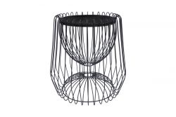 Table d'Appoint Orelie 433 | Noir