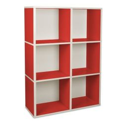 Tribeca Shelf | Red