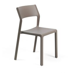 Stackable Chair Trill | Taupe