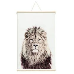 Magnetic Poster Ready To Roll | Lion