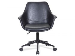 Chaise de Bureau Edda | Noir