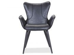 Stuhl Mist | Schwarz