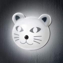 Light Cat with Motion Sensor