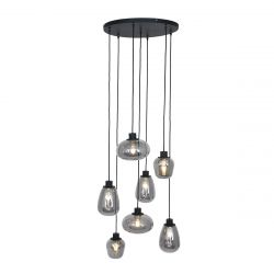 Pendant Lamp 7-L | Black