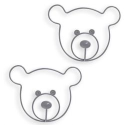 Crochets The Bear | Set de 2