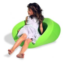 Baby Co.o Cacoon Seat- Hope Green